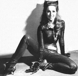 Vintage Catwoman - ears and no mask.