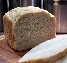 Pão de Iogurte Light | Máquina de Pão