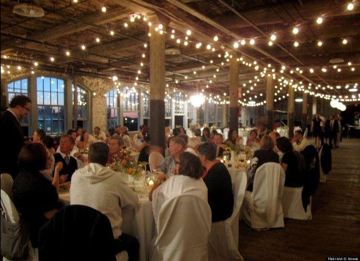 Detroit Wedding Locations Ford Piquette Plant