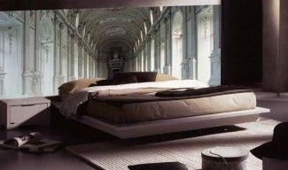 Sengegavler med LED Belysning : Modell Versalles