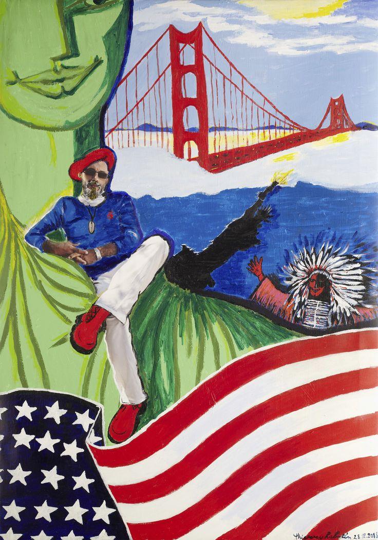 Thierry Rabotin - De NY à SF 2014