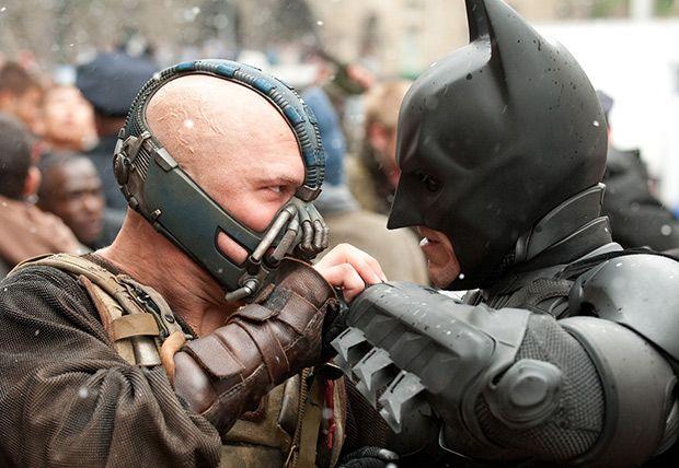 Batman El Caballero de la Noche asciende (Dir. Christopher Nolan) Una épica y sólida historia del héroe de Ciudad Gótica, que respeta la escencia y fin último de cualquier trilogía: cerrar espectacularmente.