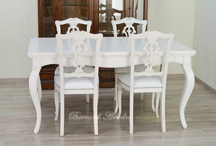 Oltre 25 fantastiche idee su tavoli bianchi su pinterest for Tavoli ovali bianchi