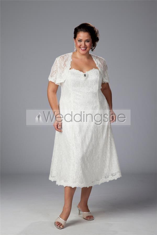 60 best plus size wedding dresses images on Pinterest | Wedding ...