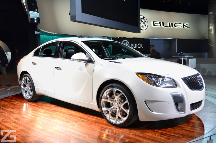 2013 Buick Regal GS-- Yep, this is me. I have officially decided!