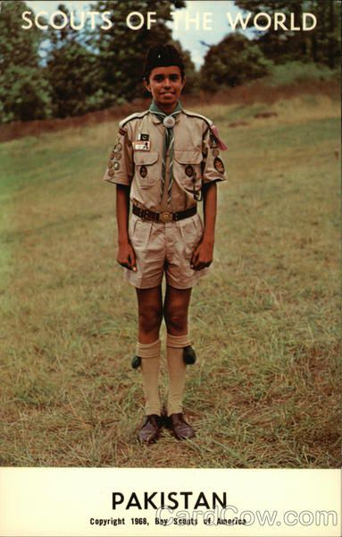 Scouts of the World: Pakistan