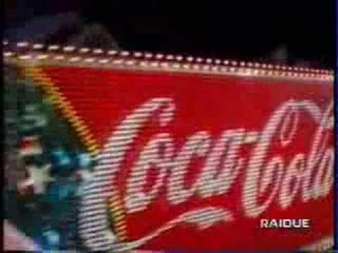 spot coca cola natale anni 90