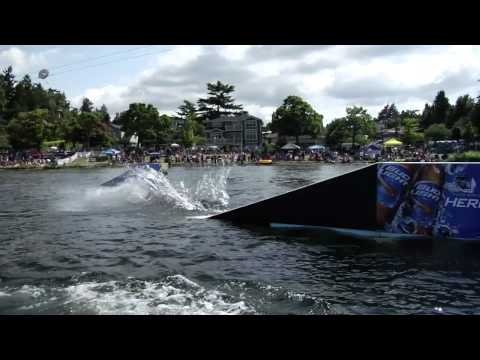 2012 Hyperlite Wakeboard Experience promo