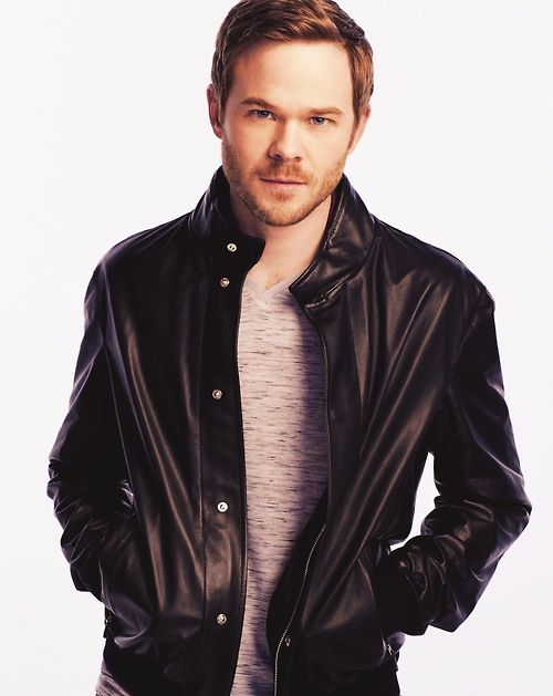 Shawn Ashmore. Once, Michael Hamm noted a resemblance between them.