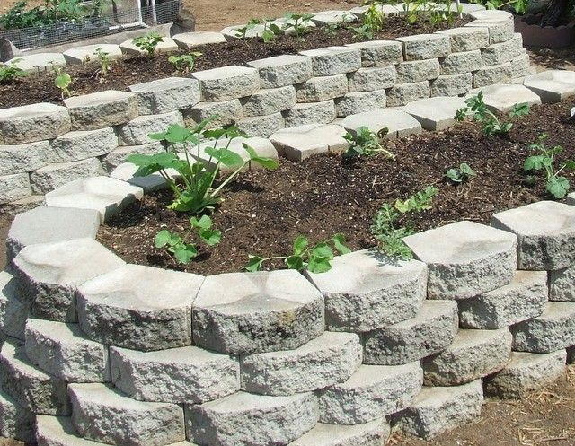 first raised beds square foot gardening forum on wall blocks id=21574
