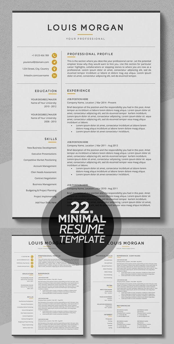 Resume for Marketing, Resume for Sales Resume for Word