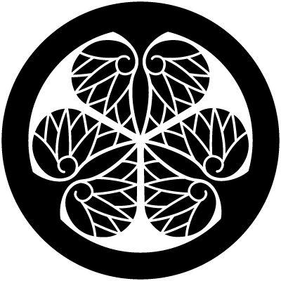 丸に三つ葵