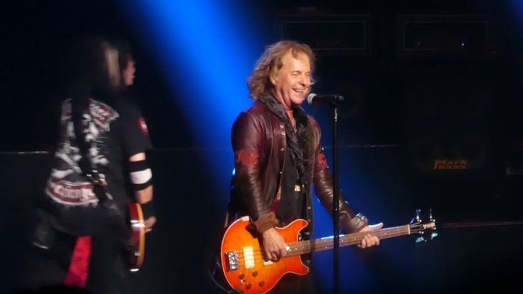 """""""Coming of Age"""" Night Ranger@Kirby Center Wilkes-Barre, PA 11/24/17"""