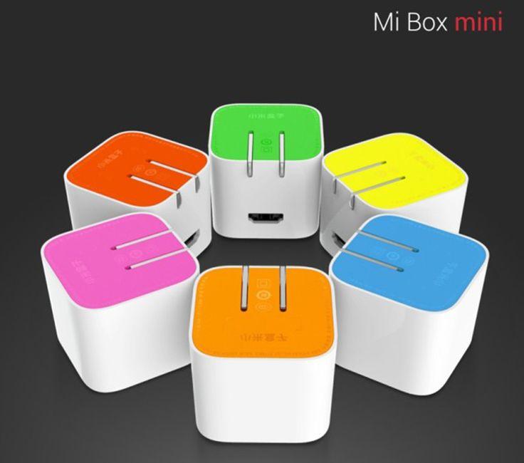 Outre les Xiaomi Mi Note et Mi Note Pro, Xiaomi a présenté un casque audio, le Mi Headphones, et une box concurrente du Chromecast, la Mi Box Mini.