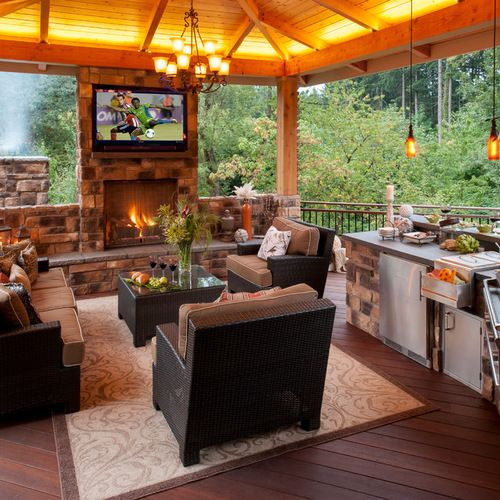 17 Best Outdoor BBQ's Images On Pinterest