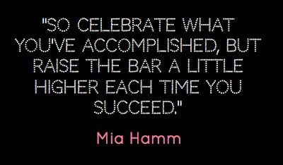 Mia Hamm Motivational Quotes. QuotesGram