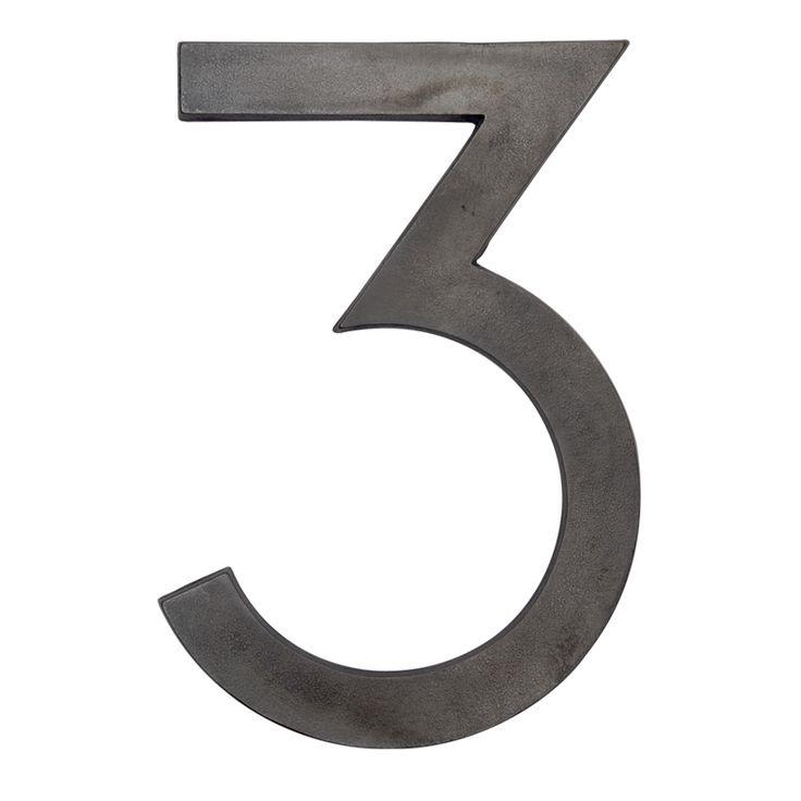 Husnummer nr 1 från Byggfabriken
