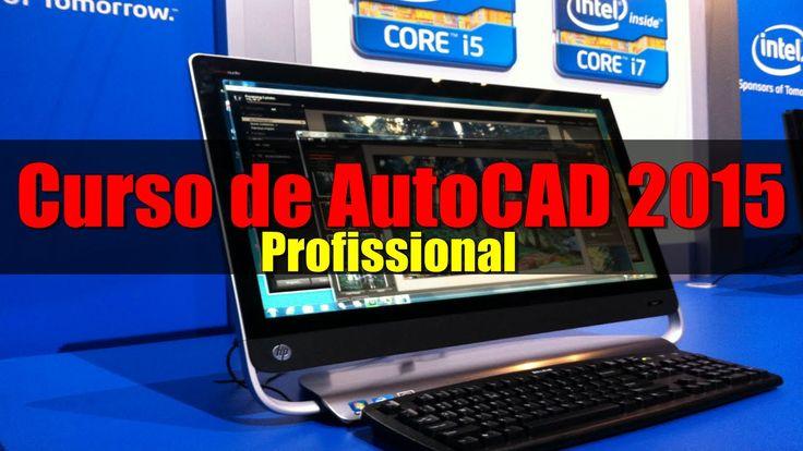 Curso de AutoCAD 2015 - Bootcamp Online do Rodrigo Marques
