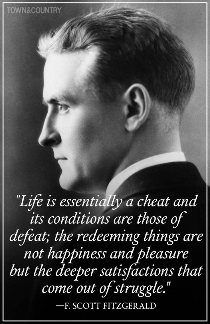 T&C's Favorite F. Scott Fitzgerald Quotes