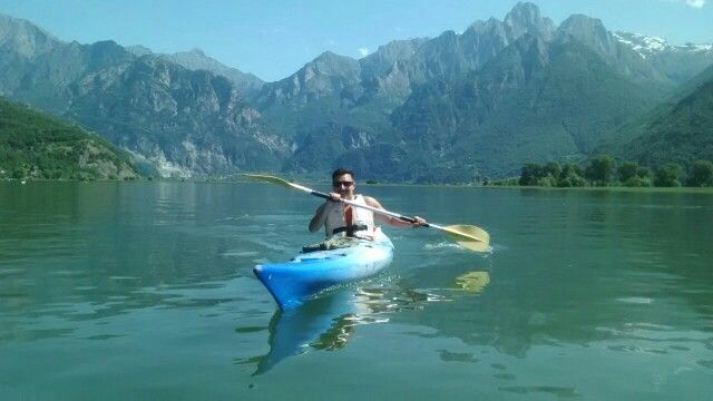 #como #geralario #kayak #canoa #lagodicomo