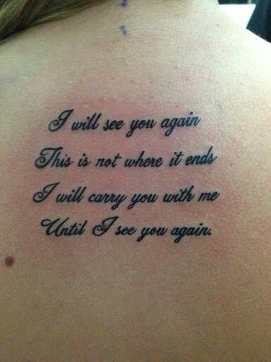 My 2nd tattoo!