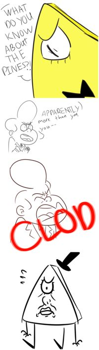 Gravity falls or Steven universe?<<<HE MADE THE FACE THAT'S THE FACE EXACTLY
