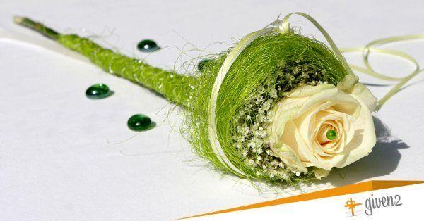 bouquet sposa monofiore
