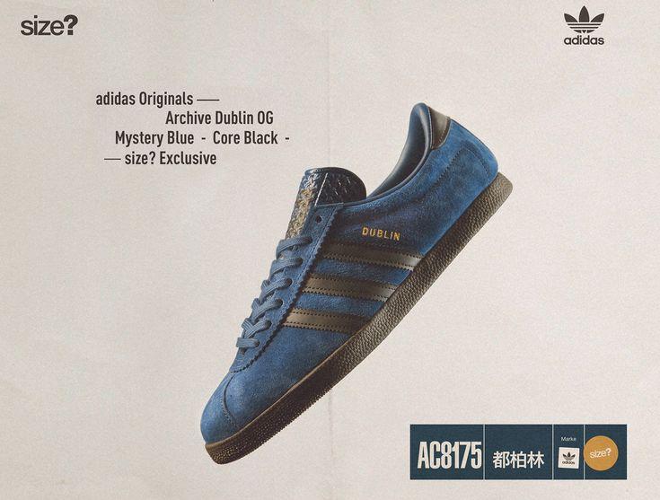Coming soon, adidas Dublin 'Taiwan'.