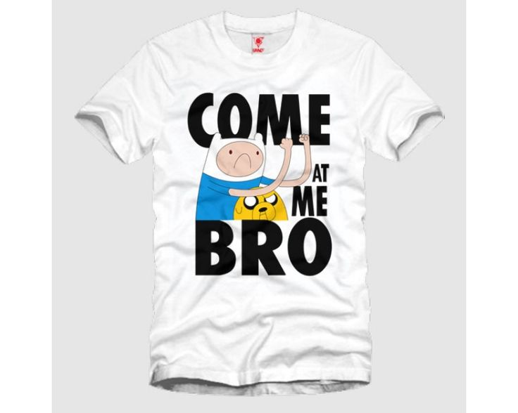 Adventure Time Come Bro Tshirt