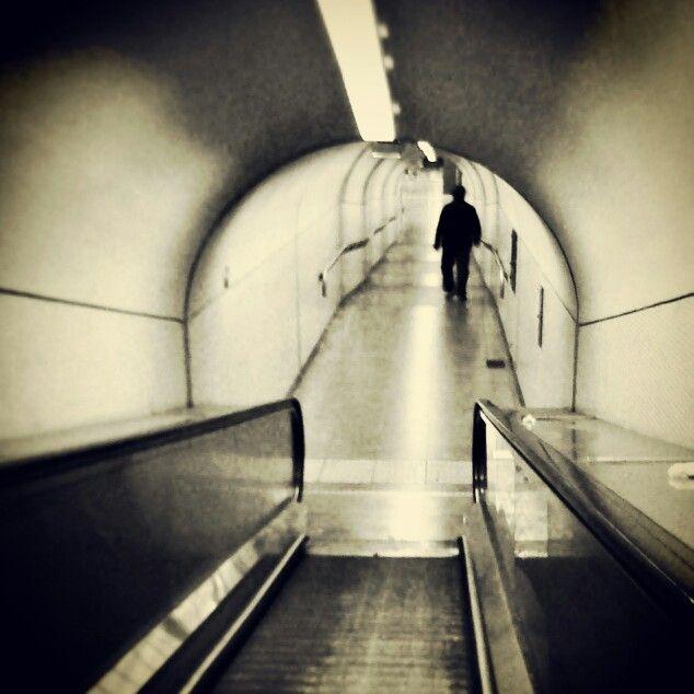 Subterraneo. Metro. Subway.