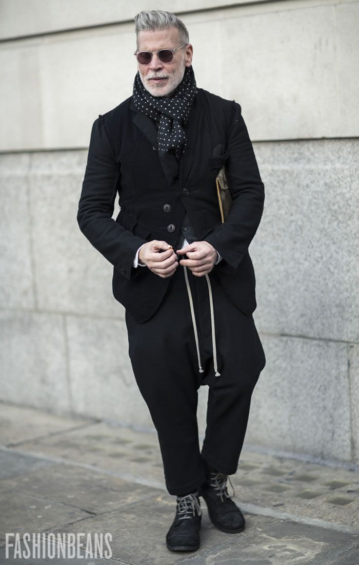 Street Style Gallery The Best Of London Collections Men