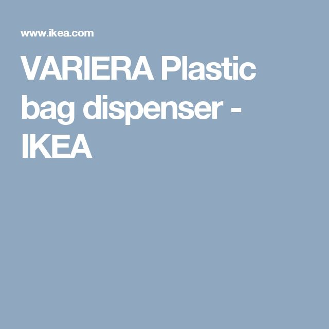 Ikea Aspelund Bed Measurements ~ over Plastic Zak Afgever op Pinterest  Plastic Zakken, Plastic