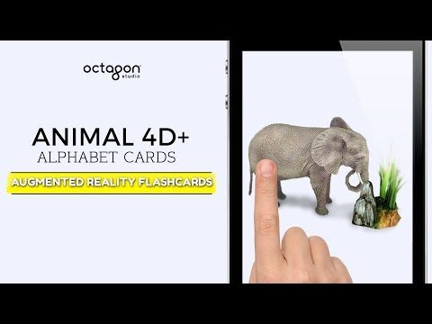 Animal 4D+ | Octagon 4D+ | Jeux éducatifs | Tangram Montessori