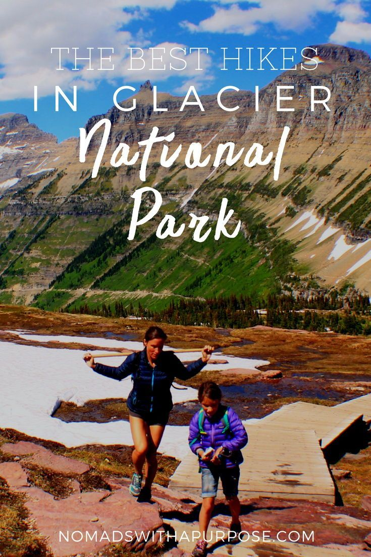 5 Best Hikes in Glacier National Park Easy, Moderate, and