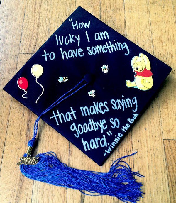 50 super cool graduation cap ideas - Graduation Cap Decoration Ideas