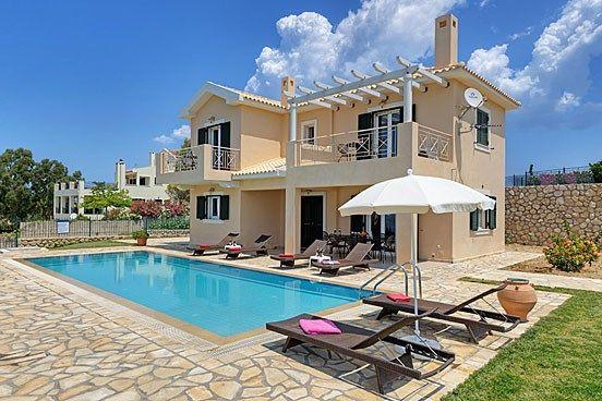 Villa Argostoli Bay | Spilia in Kefalonia, Greece