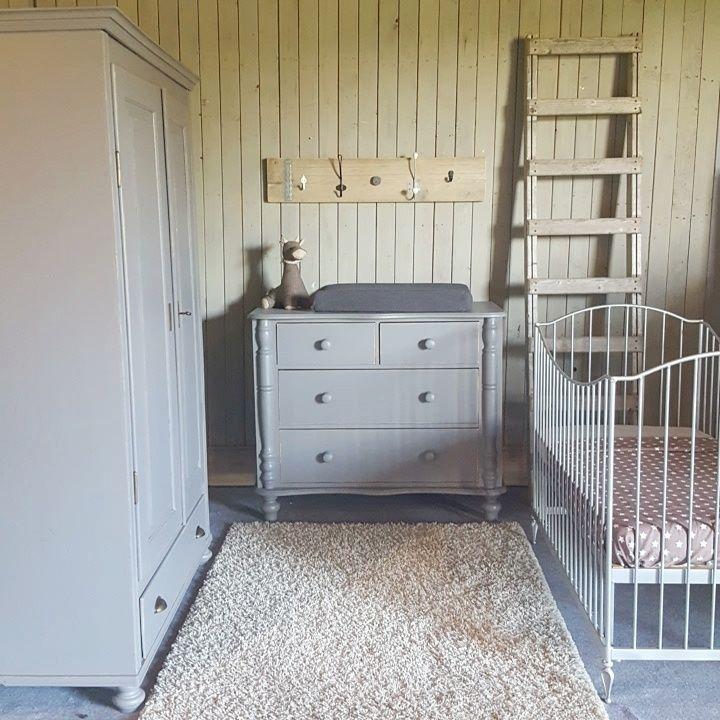 Babykamer Nieuw begin + iron bed of fabs world www.fabsworld.nl