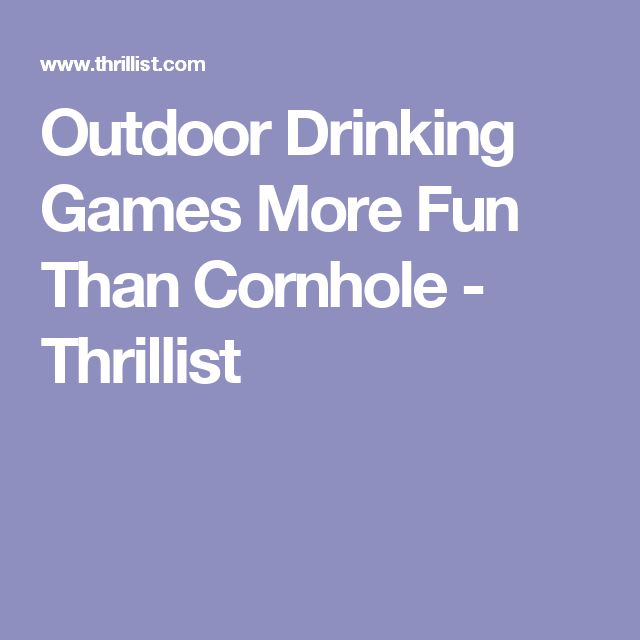 drinking games like cornhole outdoor yard and drinking games outdoor