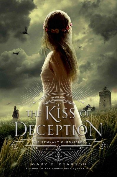 On the morning of her wedding, Princess Lia flees to a distant village. She settles into a new life, intrigued when two mysterious and handsome strangers arrive--and unaware that one is the jilted prince and the other an assassin sent to kill her. Deception abounds, and Lia finds herself on the brink of unlocking perilous secrets--even as she finds herself falling in love.  Gr. 9 & up  Lexile: 830L