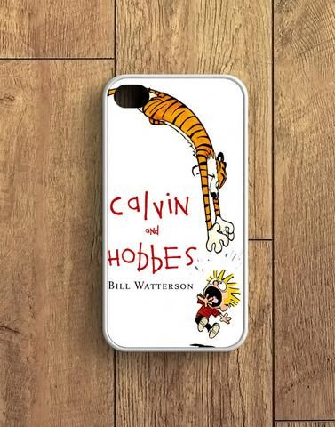 Calvin And Hobbes Bill Watterson iPhone 4 | 4S Case