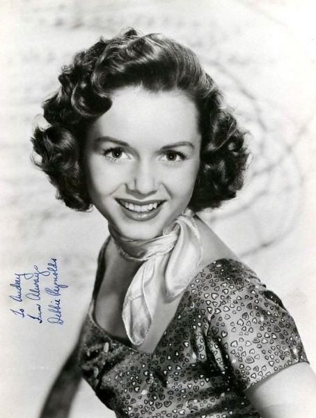 Young Debbie Reynolds 142 best images about ...