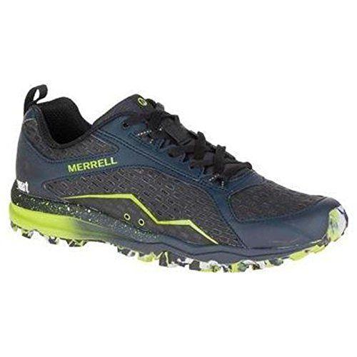 Merrell All Out Crush Tough Mudder, Chaussures de Trail Homme: Obtenez difficile cet été avec le Merrell All Out Crush Formateurs Mudder…