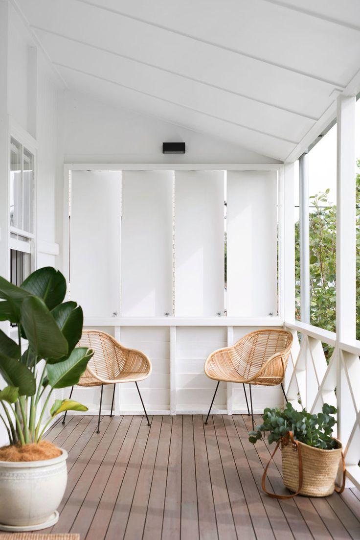 Inspiration for a large modern back porch remodel in san francisco - Inspiration For A Large Modern Back Porch Remodel In San Francisco This Pin Was Discovered Download