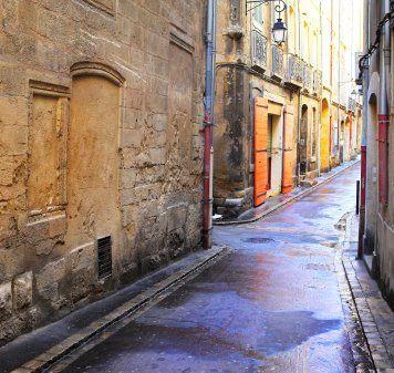 Ruelle, Aix en Provence