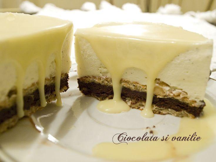 Ce ar fi viața fără ciocolată? Mousse de ciocolată albă - Ciocolată Şi VanilieCiocolată Şi Vanilie
