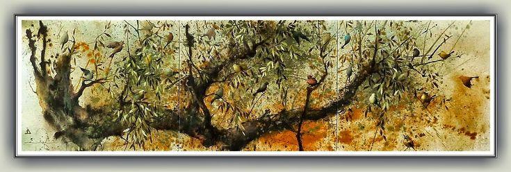 ΕΙΚΑΣΤΙΚΑ ΔΟΚΙΜΙΑ: ελιά και τέχνη .