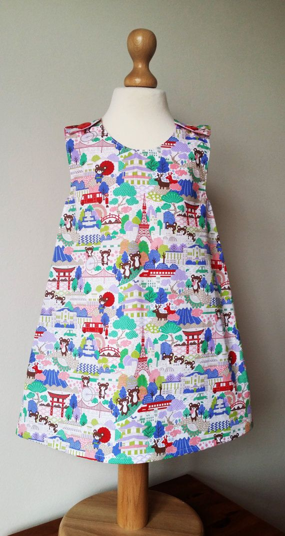 Check out this item in my Etsy shop https://www.etsy.com/uk/listing/292816179/teddy-bear-dress-japan-girls-dress-kids