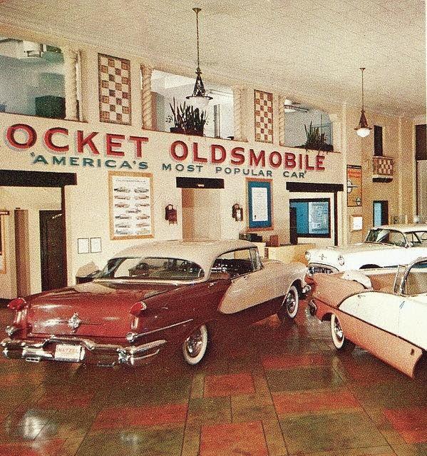 212 Best Vintage Car Dealership Images On Pinterest
