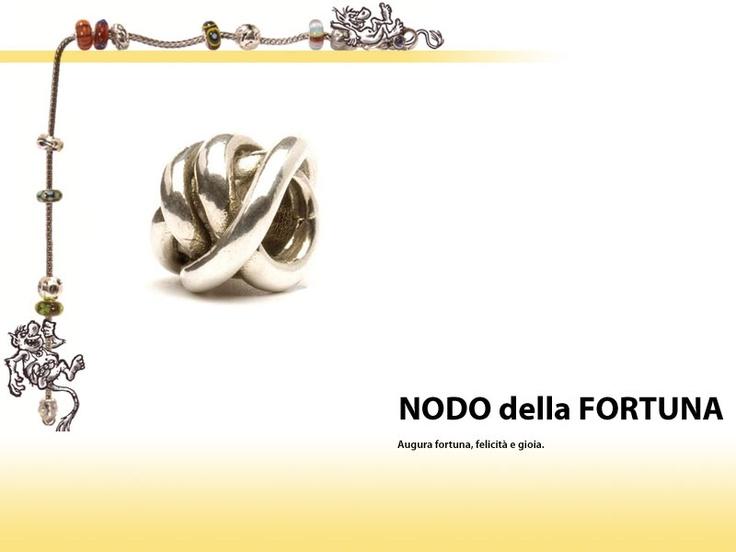 Trolbeads Special Edition Nodo della Fortuna