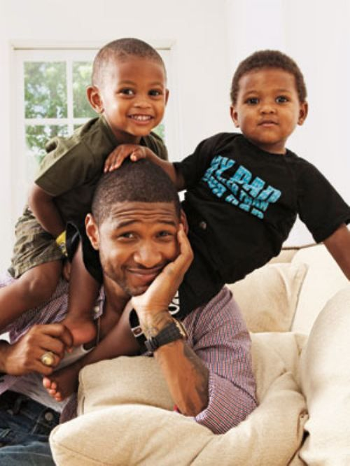 Usher and sons